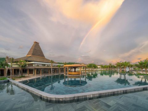 Biệt thự New World Phu Quoc Resort Managed RoseWood Hotel Group